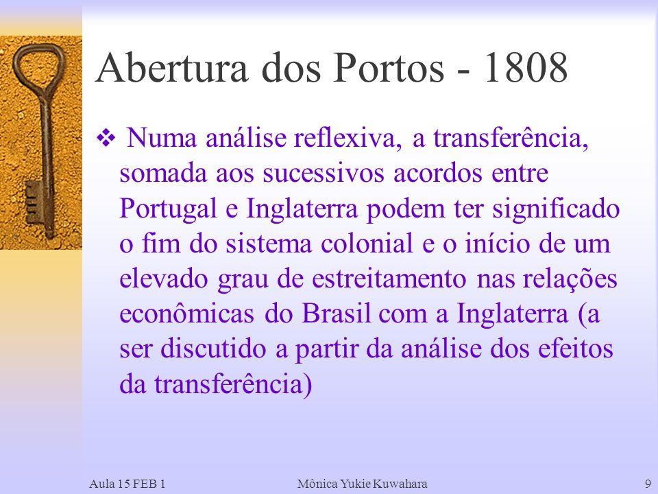 Abertura dos Portos - 1808