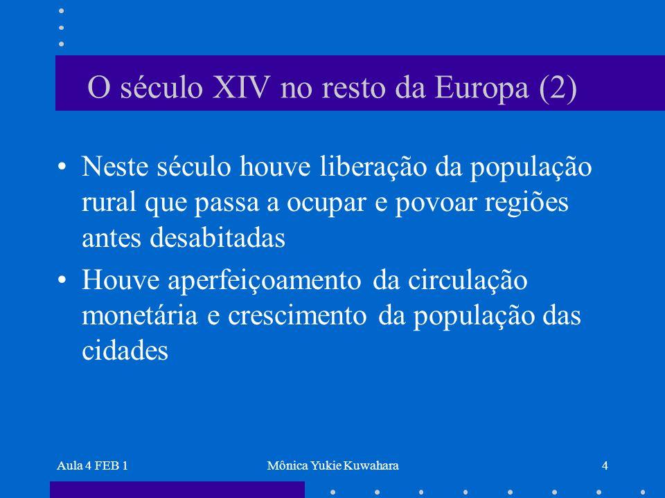 O século XIV no resto da Europa (2)