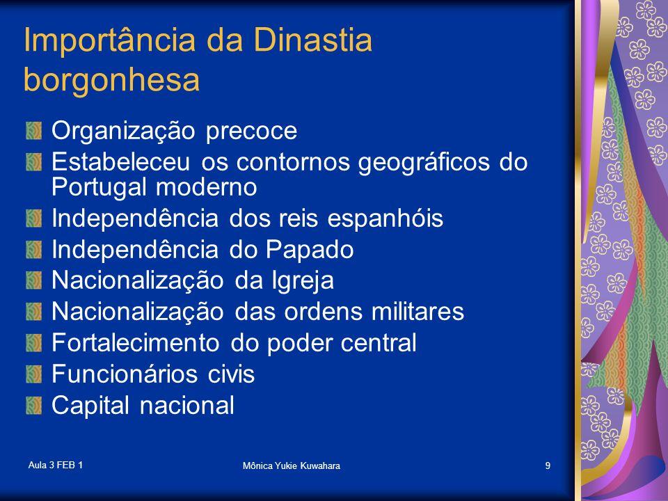 Importância da Dinastia borgonhesa