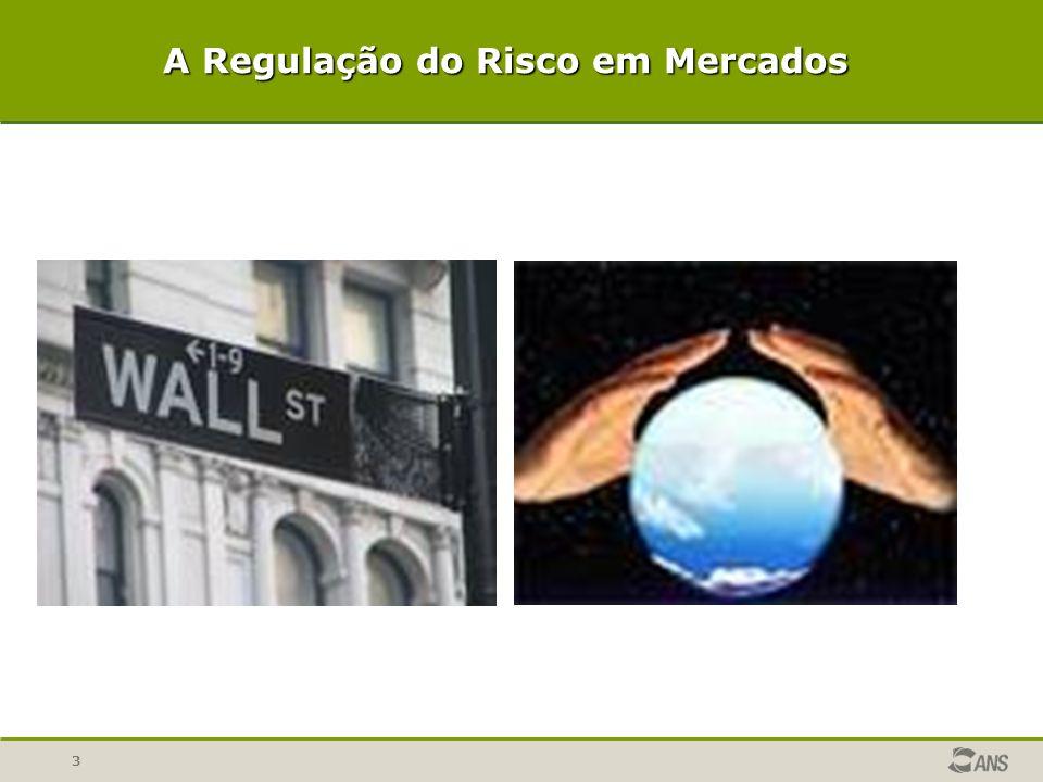 A Regulação do Risco em Mercados