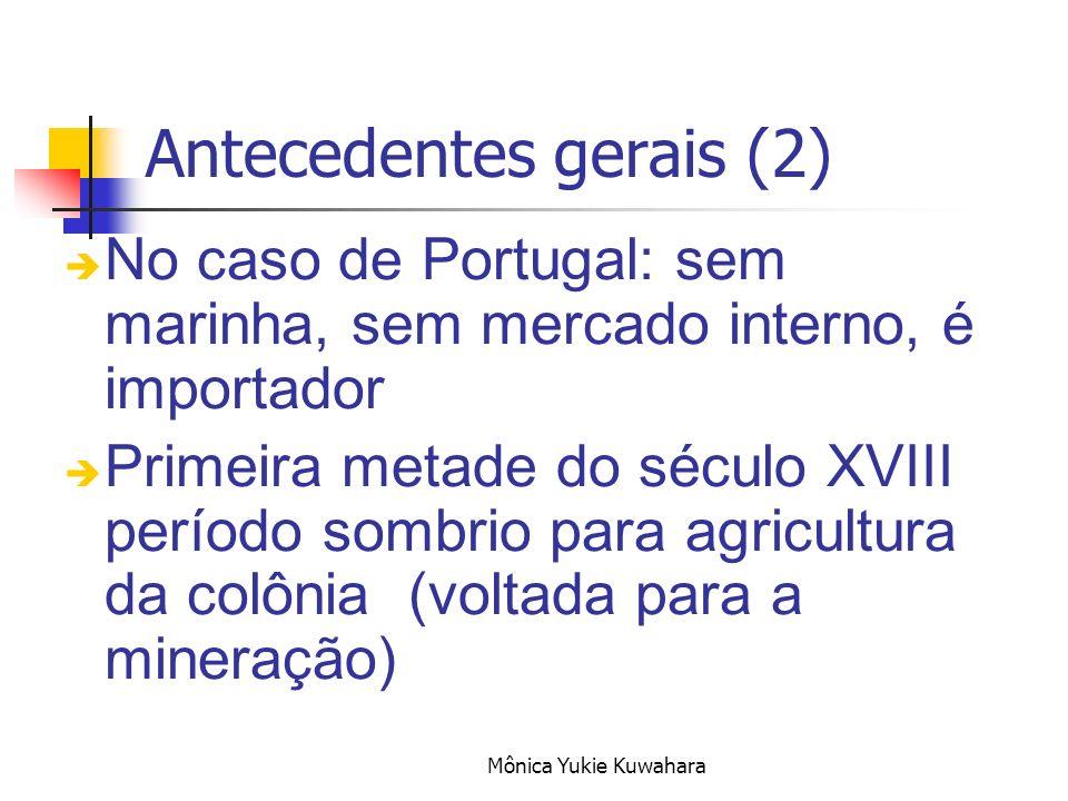 Antecedentes gerais (2)
