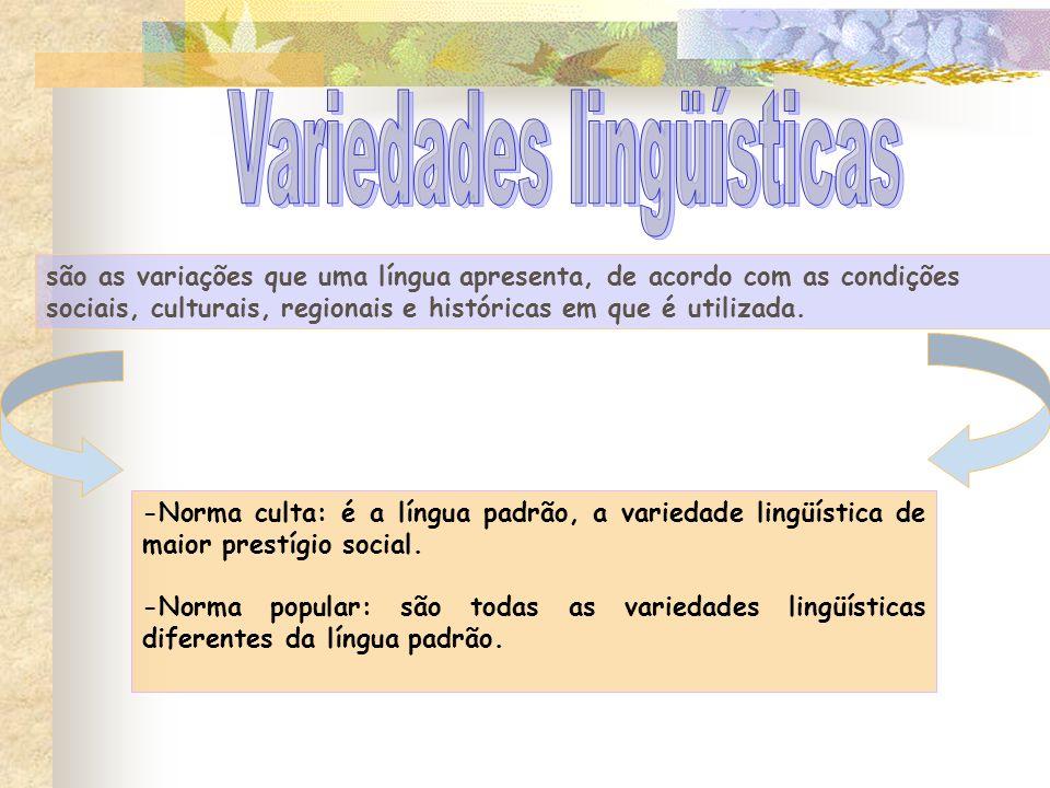 Variedades lingüísticas