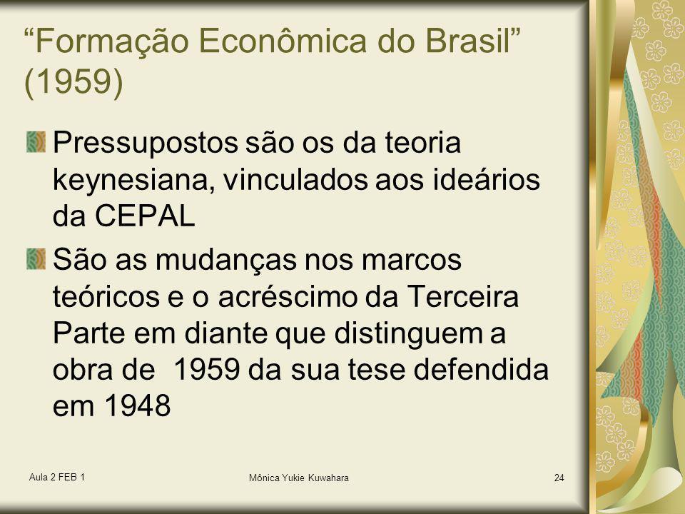 Formação Econômica do Brasil (1959)