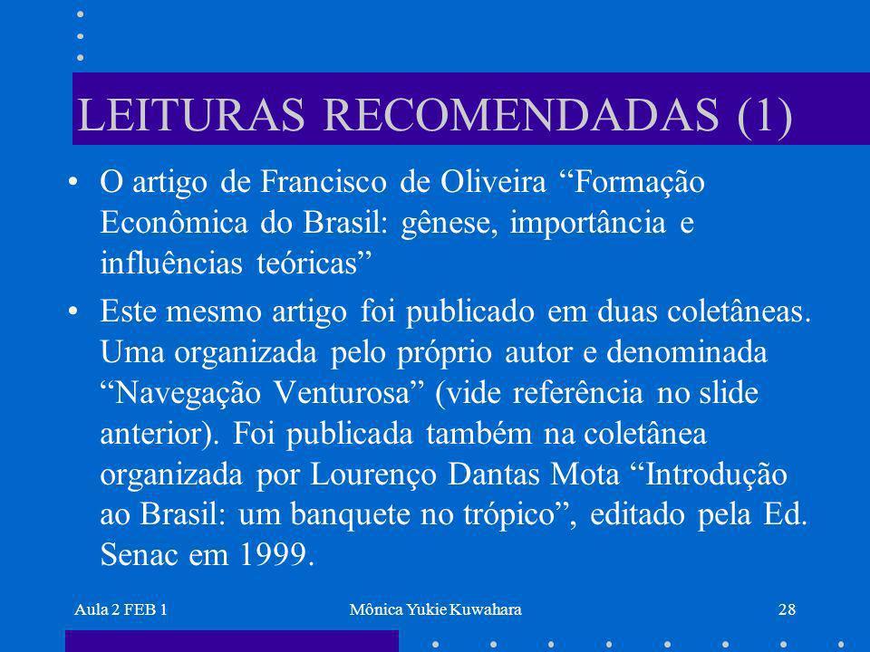 LEITURAS RECOMENDADAS (1)