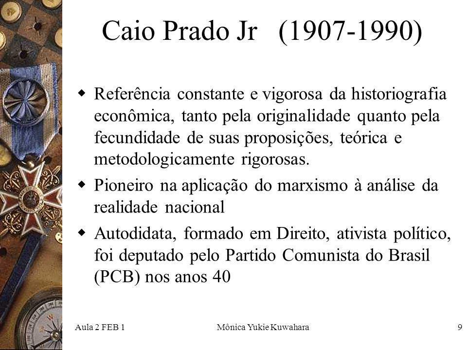 Caio Prado Jr (1907-1990)