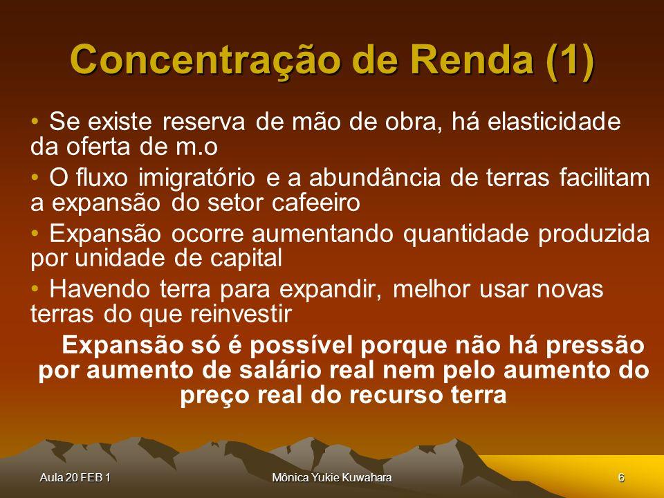 Concentração de Renda (1)