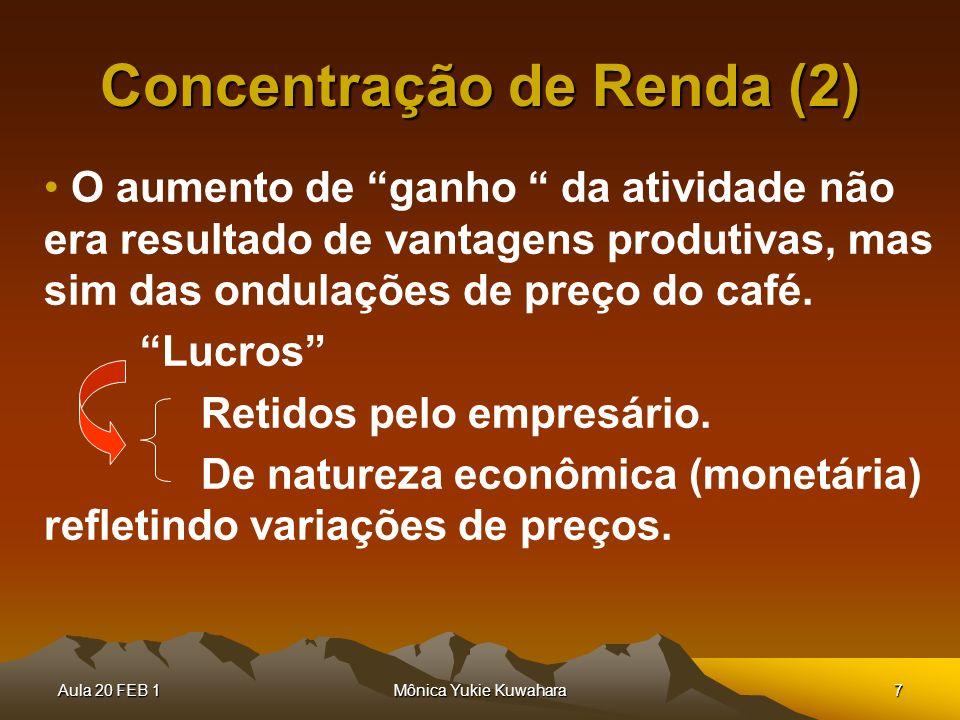 Concentração de Renda (2)