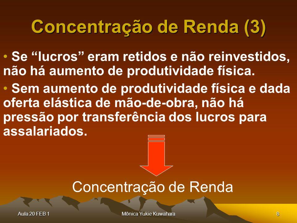 Concentração de Renda (3)