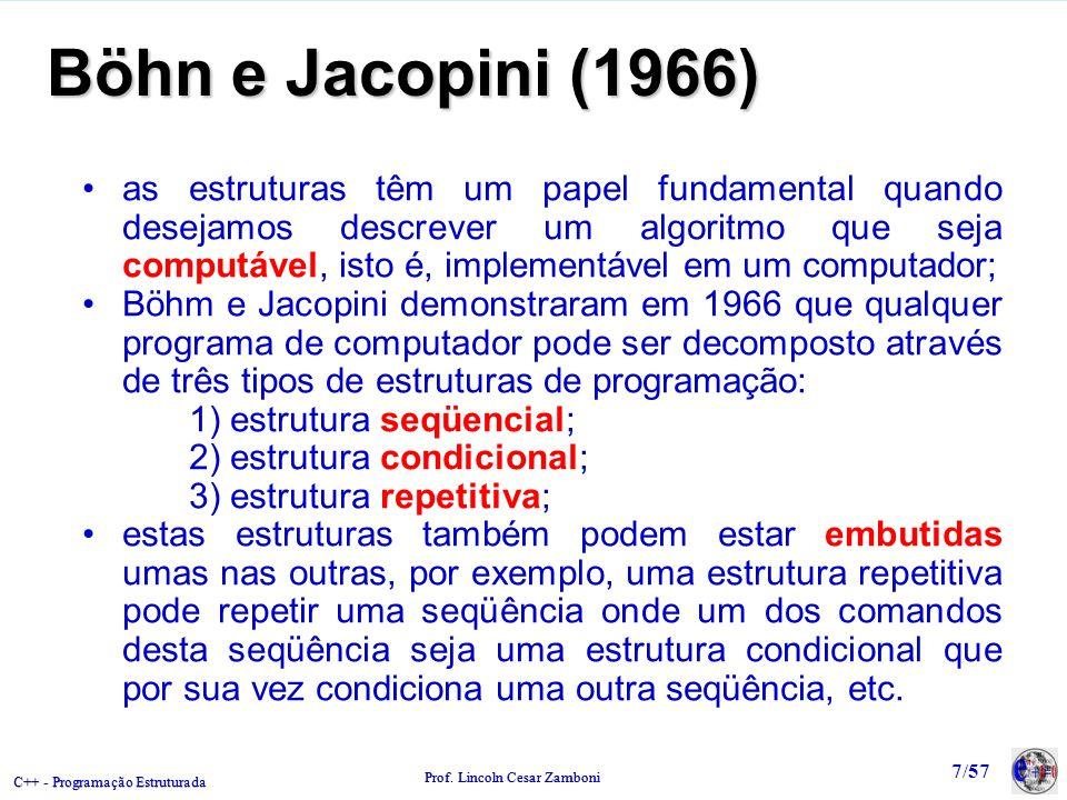 Böhn e Jacopini (1966)