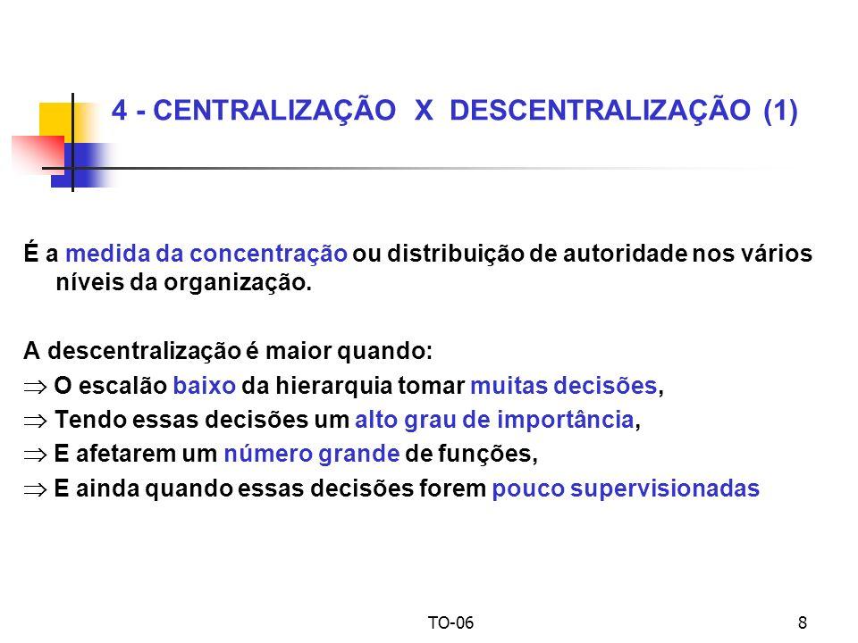 4 - CENTRALIZAÇÃO X DESCENTRALIZAÇÃO (1)