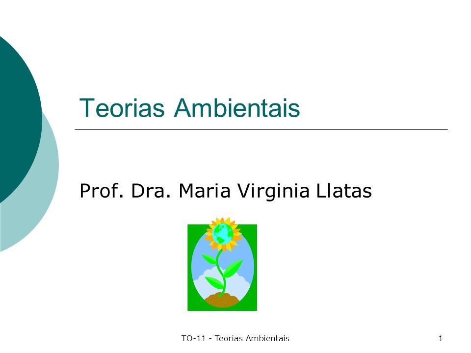 Prof. Dra. Maria Virginia Llatas
