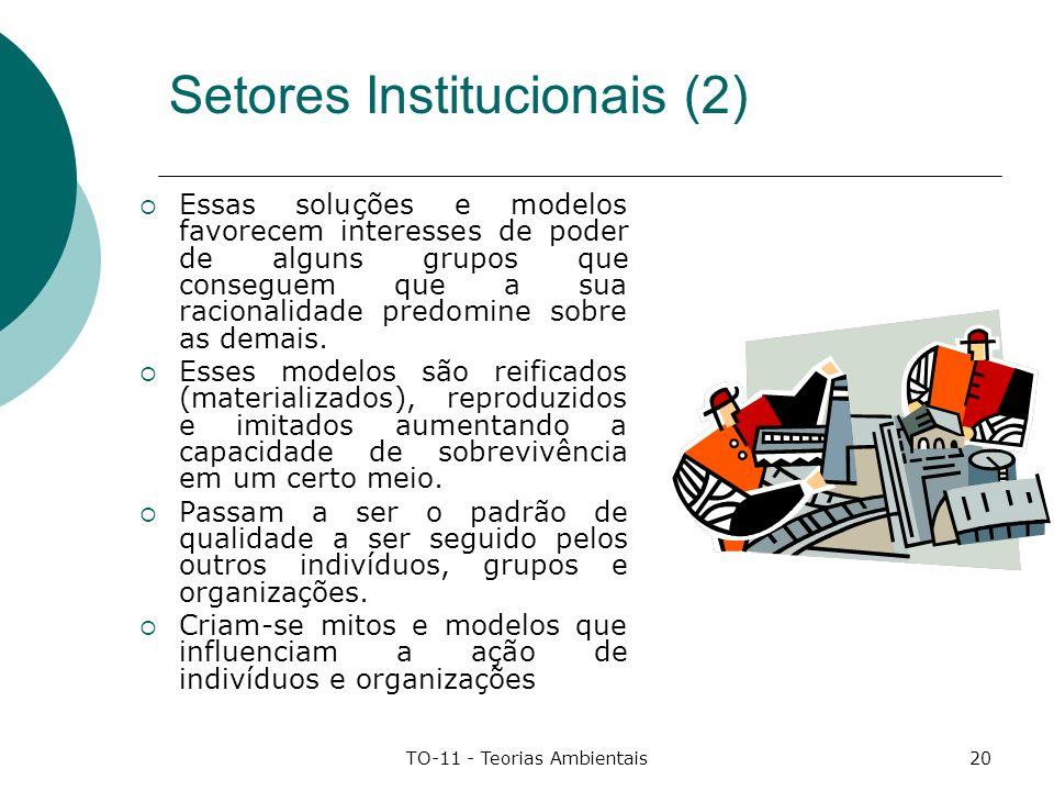 Setores Institucionais (2)