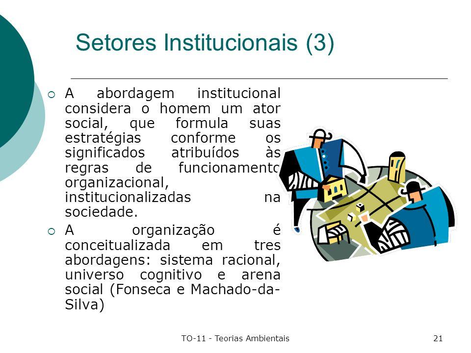 Setores Institucionais (3)