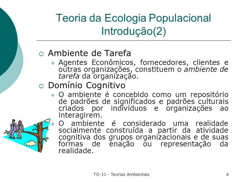 Teoria da Ecologia Populacional Introdução(2)