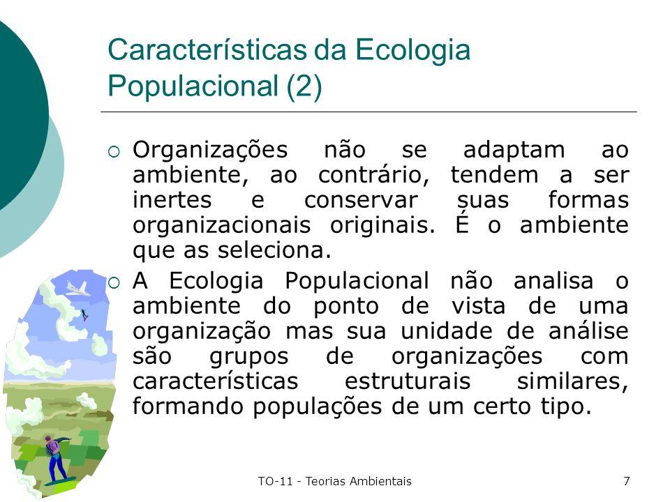 Características da Ecologia Populacional (2)