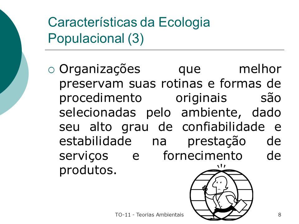 Características da Ecologia Populacional (3)