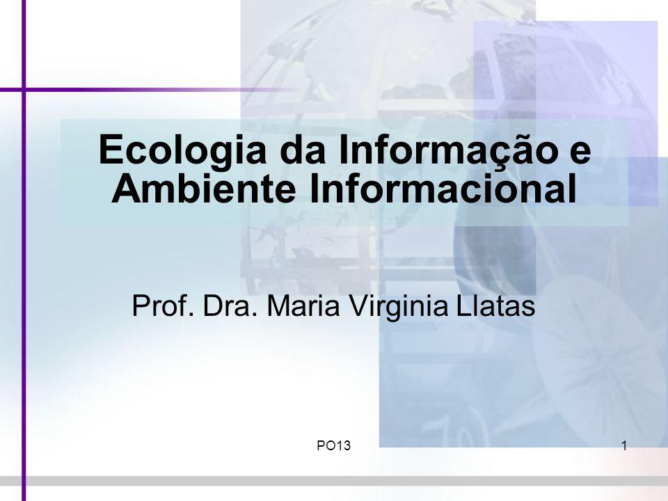 Ecologia da Informação e Ambiente Informacional