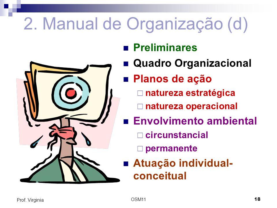 2. Manual de Organização (d)