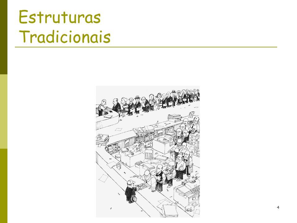 Estruturas Tradicionais