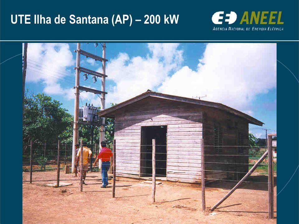 UTE Ilha de Santana (AP) – 200 kW