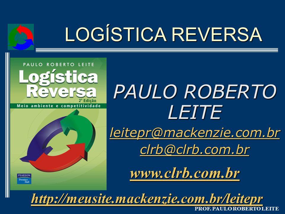 PAULO ROBERTO LEITE leitepr@mackenzie.com.br clrb@clrb.com.br