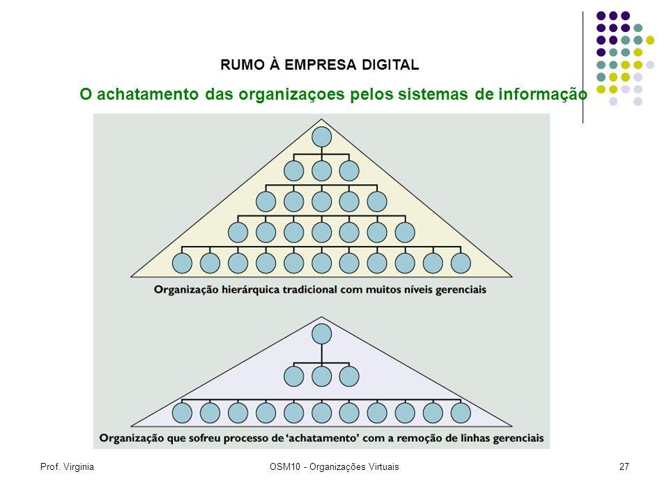 OSM10 - Organizações Virtuais