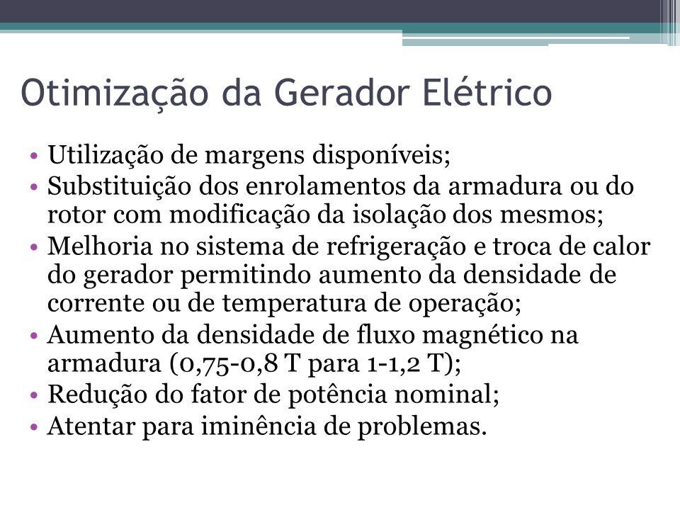 Otimização da Gerador Elétrico