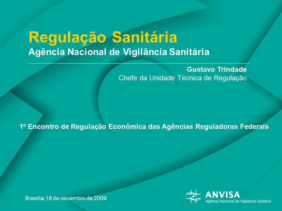 1º Encontro de Regulação Econômica das Agências Reguladoras Federais