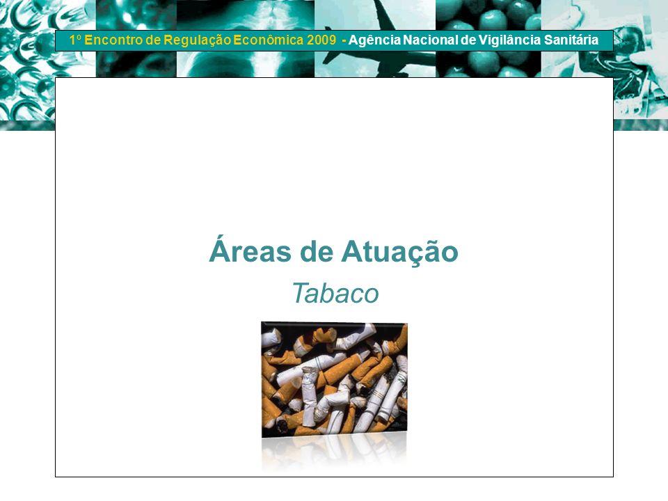 Áreas de Atuação Tabaco