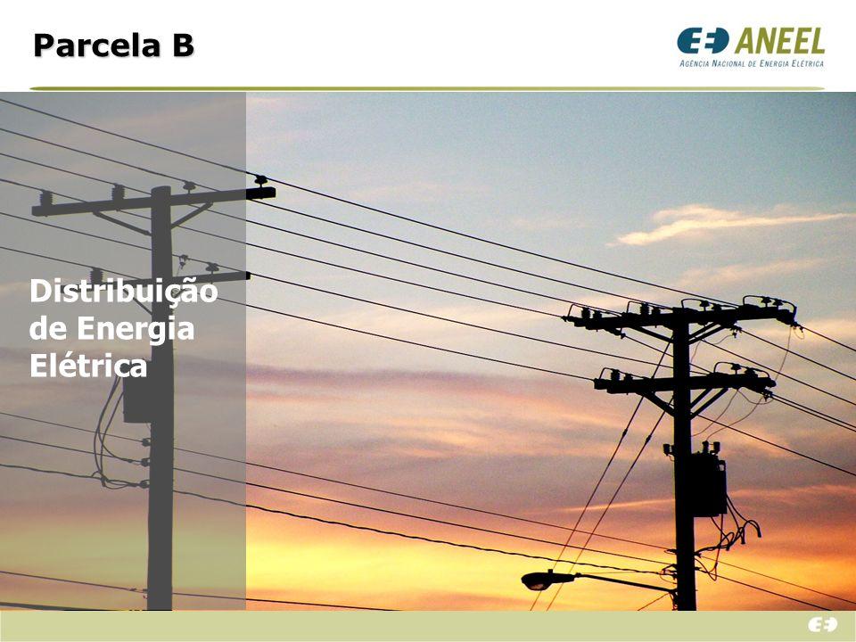 Parcela B Distribuição de Energia Elétrica