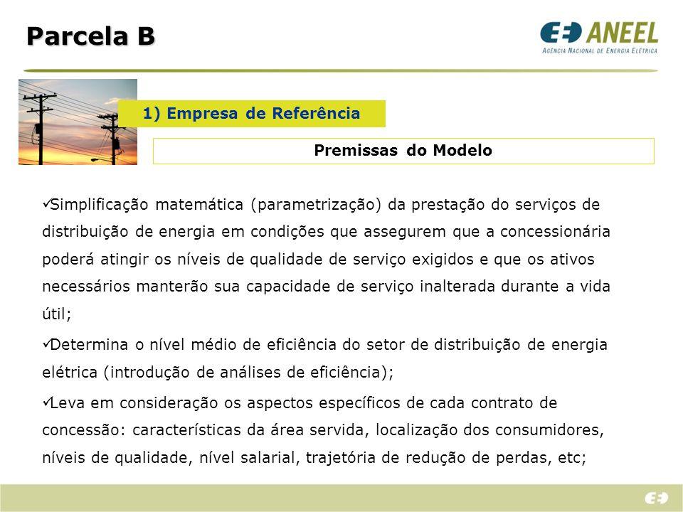 1) Empresa de Referência