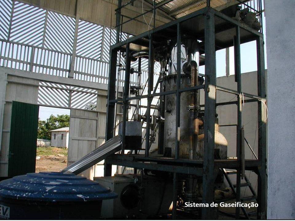 Sistema de Gaseificação