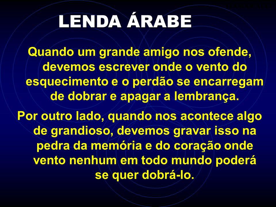 ITAMAR ALLI LENDA ÁRABE.