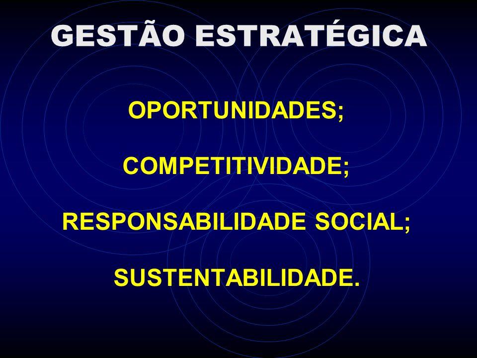 RESPONSABILIDADE SOCIAL;
