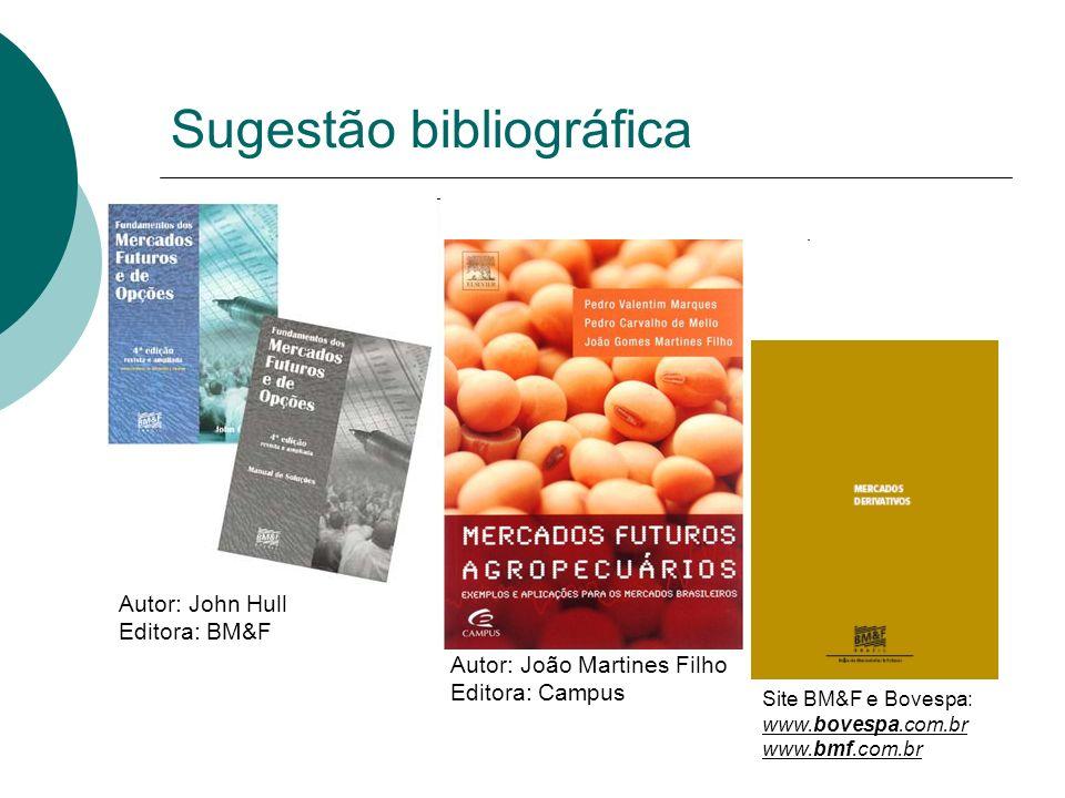 Sugestão bibliográfica