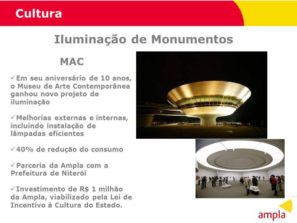 Iluminação de Monumentos