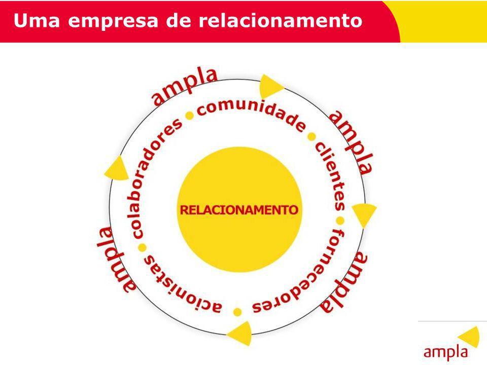 Uma empresa de relacionamento