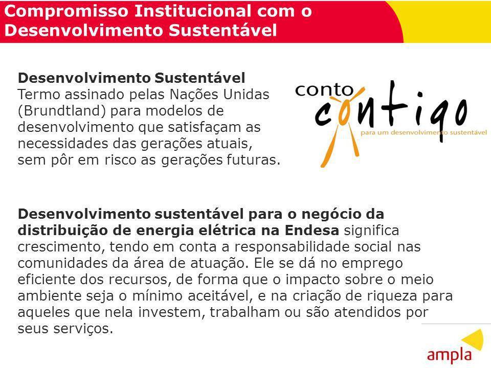 Compromisso Institucional com o Desenvolvimento Sustentável