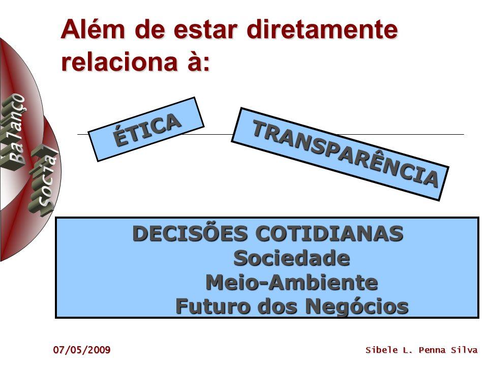 DECISÕES COTIDIANAS Sociedade Meio-Ambiente Futuro dos Negócios