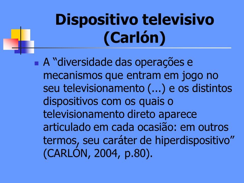 Dispositivo televisivo (Carlón)