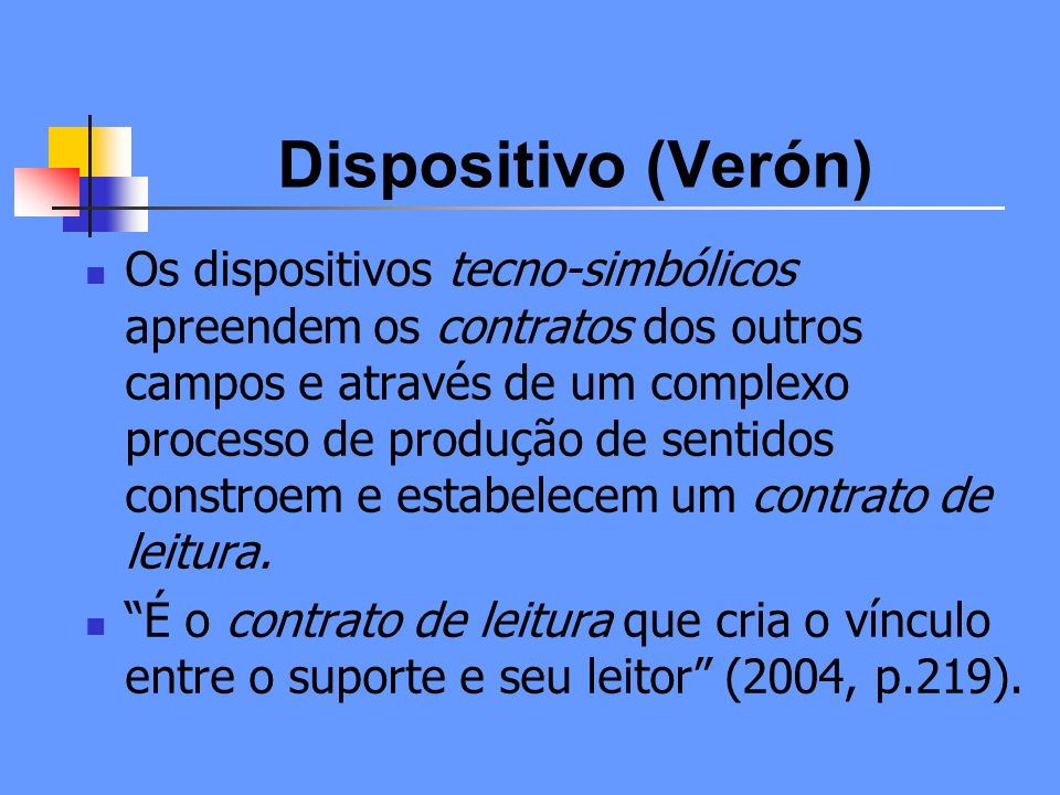 Dispositivo (Verón)