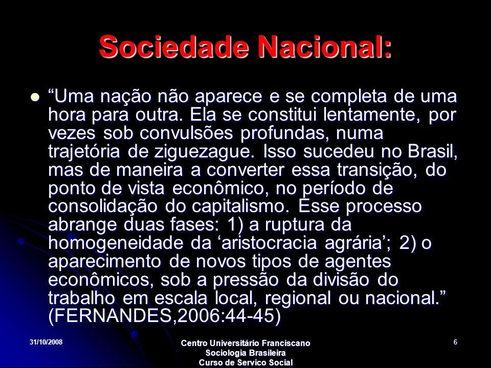 Sociedade Nacional: