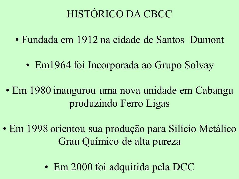 Fundada em 1912 na cidade de Santos Dumont