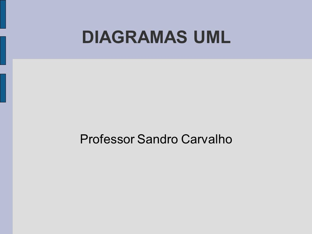 Professor Sandro Carvalho