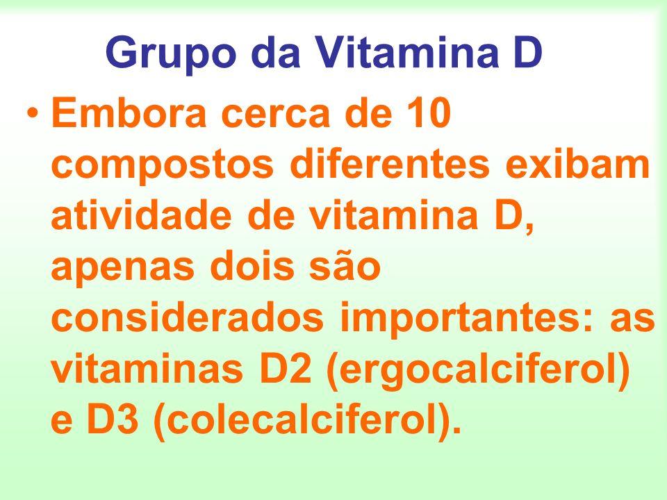 Grupo da Vitamina D