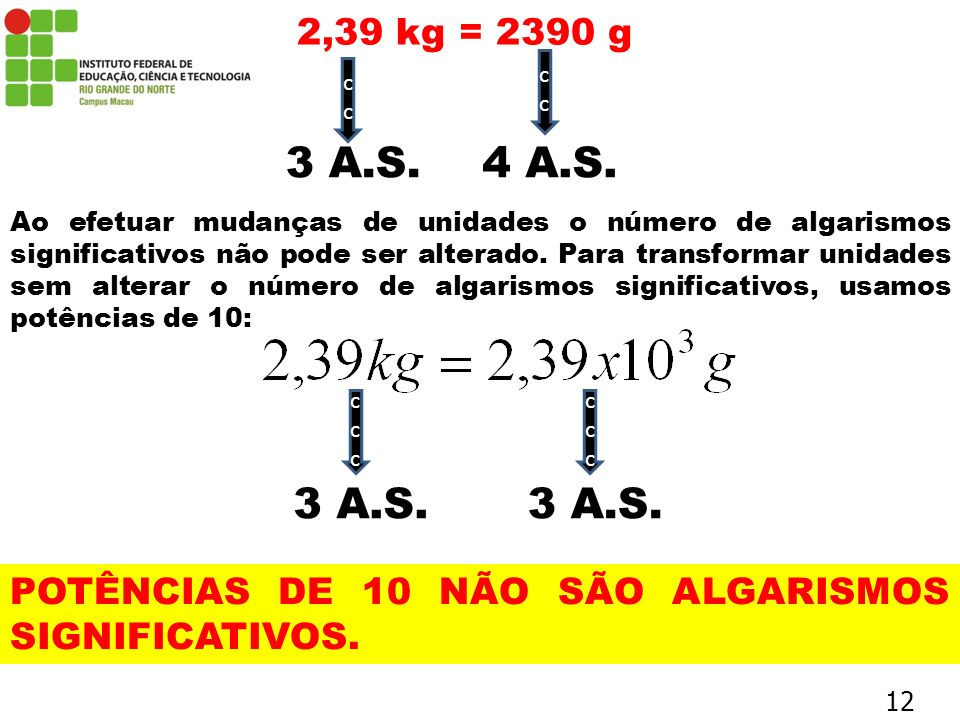 2,39 kg = 2390 g cc. cc. 3 A.S. 4 A.S.
