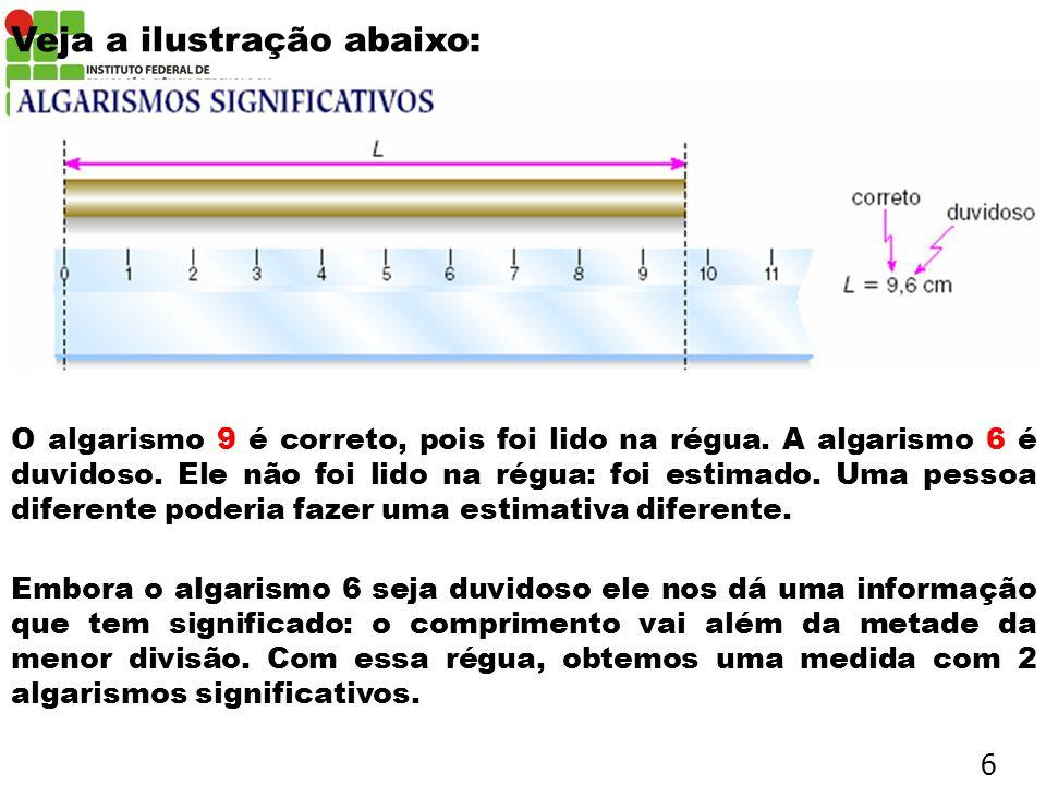 Veja a ilustração abaixo: