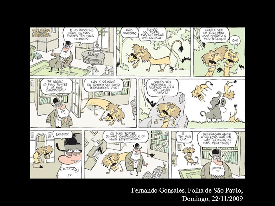 Fernando Gonsales, Folha de São Paulo,