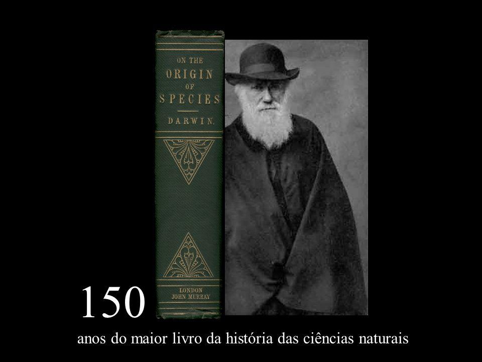 150 anos do maior livro da história das ciências naturais