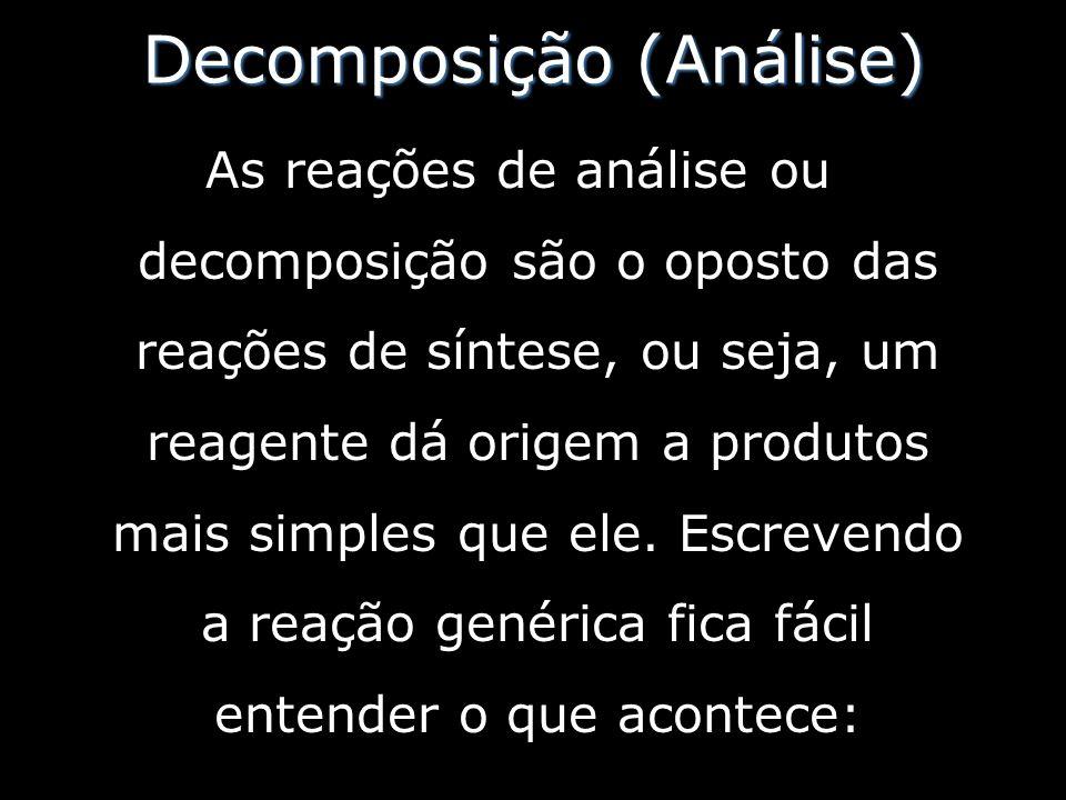 Decomposição (Análise)